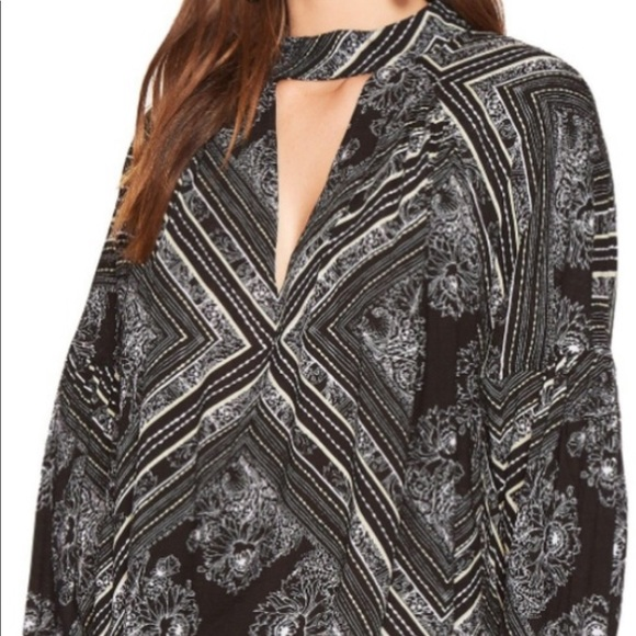 Free People Tops - Free People Walking on a dream tunic